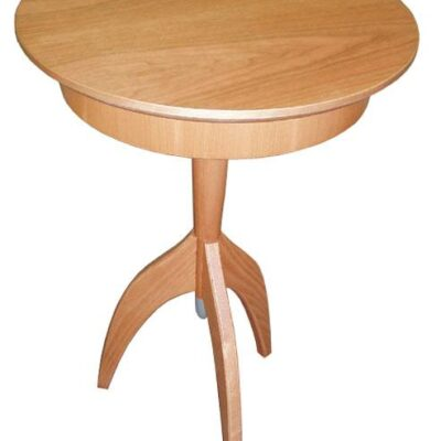 artisan interiors cherrywood lamp table